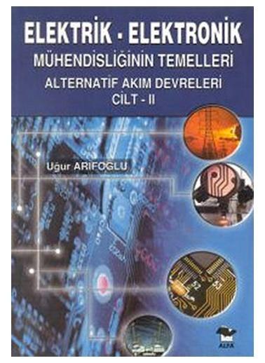 Alfa Elektrik - Elektronik Mühendisliğinin Temelleri 2 Renkli